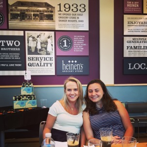 Bells Brewery beer tasting with Kelsey!