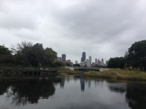 And finally, a shot of Chicago, as seen from the Lincoln Park Zoo!